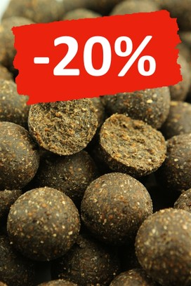 "NORTHERN BAITS  BOILIES "" FISH "" FEED BAIT FNB 4,5 KG"