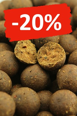 "NORTHERN BAITS BOILIES "" HOT SPICY "" 1 KG"