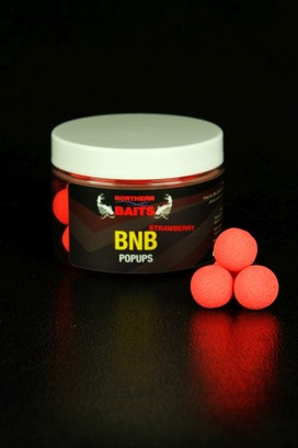 "NORTHERN BAITS PERFECT POP UP "" BNB STRAWBERRY """