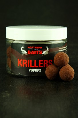 "NORTHERN BAITS PERFECT POP UP "" KRILLERS """