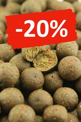 "NORTHERN BAITS BOILIES "" STARFISH "" 1 KG"