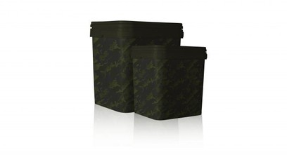 NASH RECTANGULAR BUCKET 10 LT