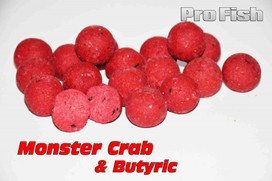 "ESSENCE BAITS "" PRO FISH "" MONSTER CRAB & BUTYRIC 20 MM 2 KG"