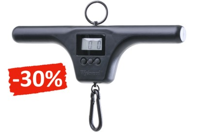 WYCHWOOD T-BAR SCALES DUAL SCREEN 120 LB - 54 KG