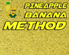 "ESSENCE BAITS "" PINEAPPLE BANANA "" GROUNDBAIT 1 KG"