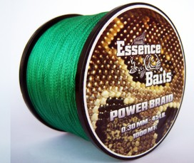 ESSENCE TRECCIA POWER BRAID 1000 MT - 0,30 MM - 45 LB