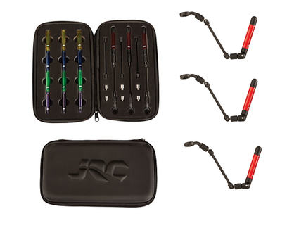 JRC KURVE SLIM INDICATOR BLACK ( SET DA 3 )