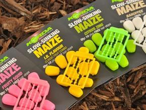 "KORDA SLOW SINKING MAIZE "" CITRUS ZING "" GREEN"